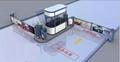 石家莊廣告道閘停車場收費系統 5