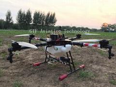 Remote Control Quadcopter Pesticide Sprayer Uav