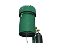 Mosquito killer system with CO2 (0.5 ha - 1.2 acres)  3