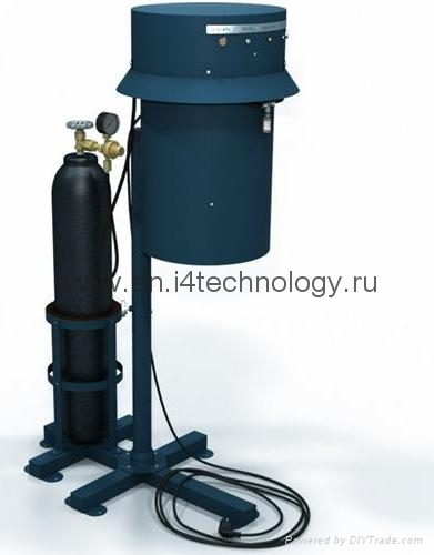 Mosquito killing system with CO2 (0.4 ha - 1 acre)  1