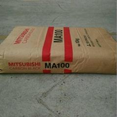 日本三菱色素碳黑MA100
