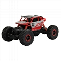 1/18 rock crawler radio contraol truck