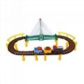 diy thomas train set race railroad toy 3