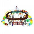 diy thomas train set race railroad toy 1