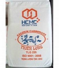 Calcium carbonate powder for masterbatch