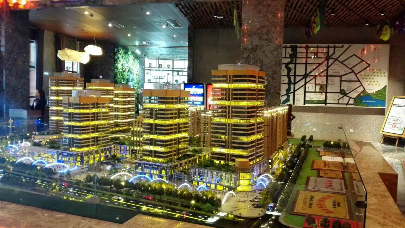 陽江沙盤模型 4