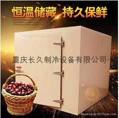 重慶長久制冷:小型冷庫