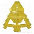 Rotary Piling Rig Rock Belling Bucket