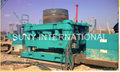 casing rotator for foundation drilling