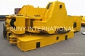 Construction equipment parts, Casing Oscillator  for Rotary hydraulic pili