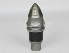 enough carbide tipped round shank picks,auger drill bit