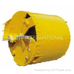 Trade Assurance Manufacturer Piling use drilling rock bucket foundation construc 3
