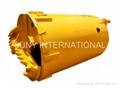 Trade Assurance Manufacturer Piling use drilling rock bucket foundation construc 4