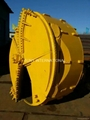 Trade Assurance Manufacturer Piling use drilling rock bucket foundation construc 5