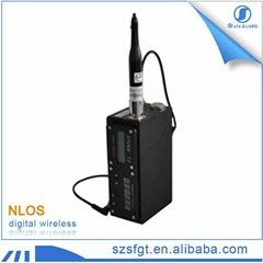 long range NLOS video audio wireless