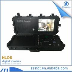 cofdm long range wireless video DVR