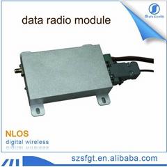 long range two way RS232 rf radio data transceiver module