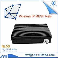 wireless IP MESH multi-hop ad-hoc