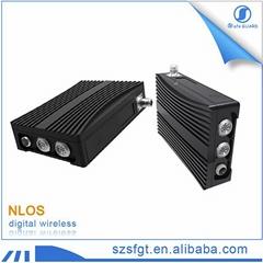 340MHz cofdm ip mesh wireless radio