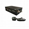 two way radio walkie talkie cofdm backpack wireless video transmitter