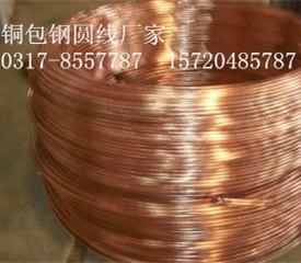 惠丰厂家专业生产铜覆钢圆线6米 50米100米各种型号齐全 欢迎电议 2
