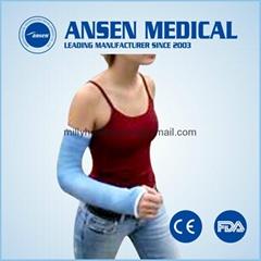 Breathable Orthopedic Fiberglass  Casting Tape For Fracture