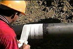 Industrial Broken Pipe Repair Bandage Widely Application Leak Repair Patch Kit