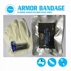 Pipe Repair Bandage Armor Wrap Fiberglass Fix Tape