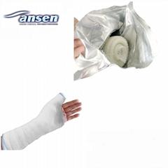 Factory Price Fiberglass Orthopedic Casting Tape Waterproof Orthopaedic Bandage