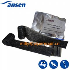 Pipe Repair Bandage High Strength Fiberglass Fix Tape