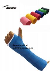 Medical Consumables Free Samples  Fiberglass Orthopedic Casting Tape