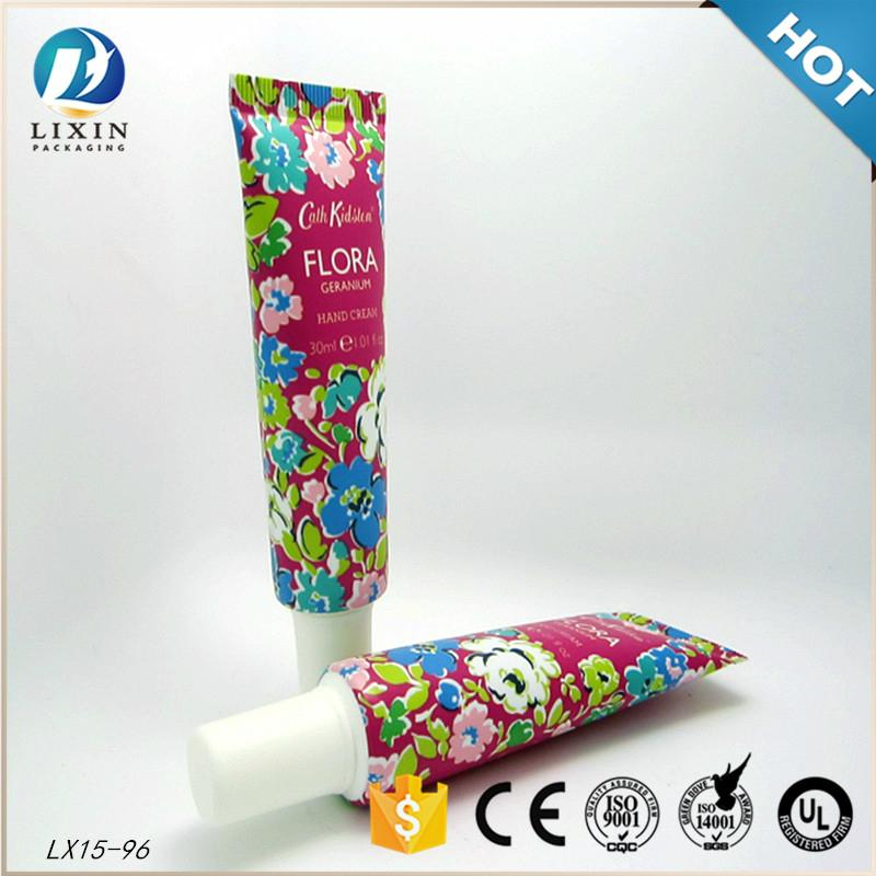 cosmetics tube package for hand cream tube made in guangzhou 2