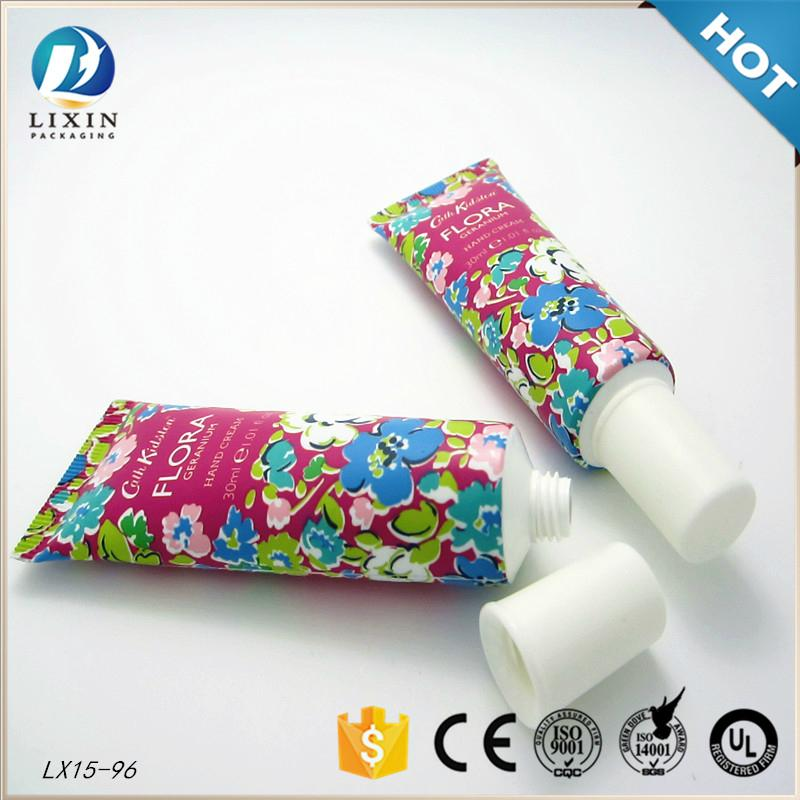 cosmetics tube package for hand cream tube made in guangzhou 3