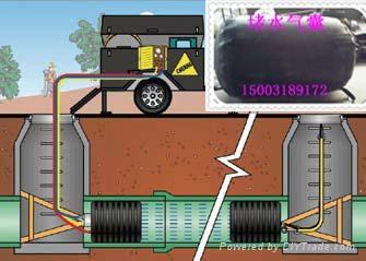市政專用堵水氣囊 堵漏氣囊DN1000 15003189172 1