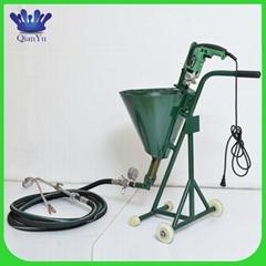 cement mortar spray machine