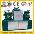 85 90 oil yield rate lubricating oil recycling machine for Used motor oil recycling equipment