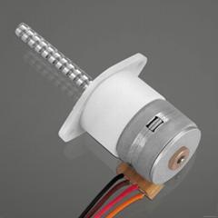 5V micro DC geared stepper motor