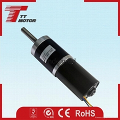 planetary gearbox brushless dc motor