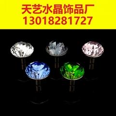 水晶拉手 天藝水晶拉手在成都一半的傢具廠選擇的水晶拉手