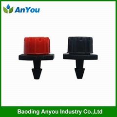 0-70 L/H Plastic flow adjustable button
