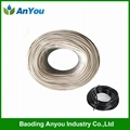 4/7 PVC soft pipe for micro sprinkler