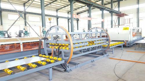 High quality artificial quartz stone production line suppplier manufacturer 1