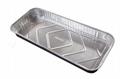 Full size Aluminum foil container