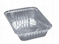 450ml Aluminum foil container