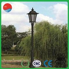 2016廠家熱賣防護等級IP56裝飾庭院燈