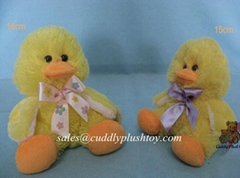 Easter Yellow Duck Toys