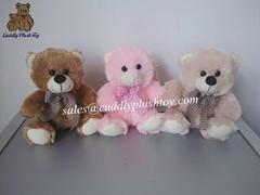 18cm Hot Sale Stuffed Teddy Bear Toys