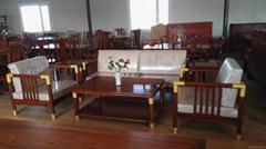 东方风情沙发