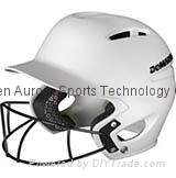 DeMarini Paradox Fitted Pro Fastpitch Batting Helmet Mask