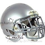 Rawlings NRG Impulse Adult Football Helmet with Unattached SO2REG Facemask